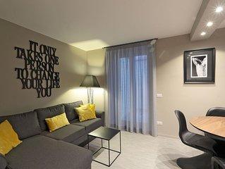 Lussuoso appartamento nella zona piu esclusiva di Bari
