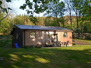 Woodside Lodge, two bedroom self catering property.