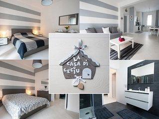 La casa di Ceciu, modernità e comfort a pochi passi dalle 5 terre.