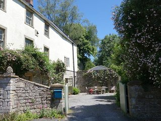 Lovely spacious property in the heart of Somerset