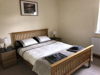 Spacious 4 bedrooym semi in a quiet residential area  15 mins walk into brecon