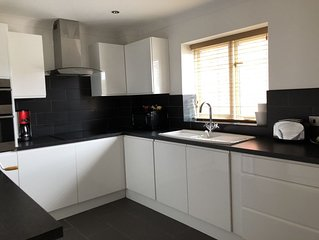 4 bedroom house with stunning views overlooking Liverpool and the river