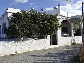 Charming Traditional House, 40 meters from Agia Anna Beach