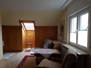 Doppelzimmer in Sudlage
