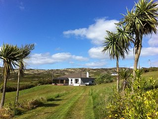 Ferienhaus in Sudirland, Meersicht, private Alleinlage am Wild Atlantic Way