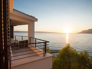 Villa Franka - in mediterranes Flair gehüllte Schönheit, modern und komfortabel