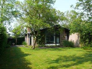 Freistehendes Ferienhaus an Nordsee/Grevelingen Meer auf ca. 750 qm Grund