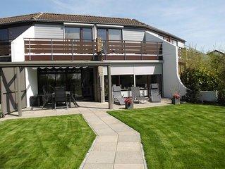 Haus Sunshine mit eingezauntem Garten in Sudlage