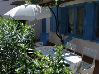 Strandhaus direkt am Meer in Le Racou / Argeles-Plage
