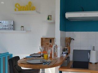 Le 'petit studieux', studio coquet sur Albi