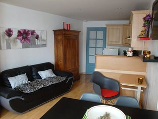 Fred Beaulieu Charmant petit appartement tres confortable
