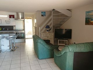 Maison de vacances, entre Mer et Garrigue