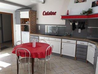 Maison de vacances sur Oleron, au calme, a 15 min a pied de La Cotiniere
