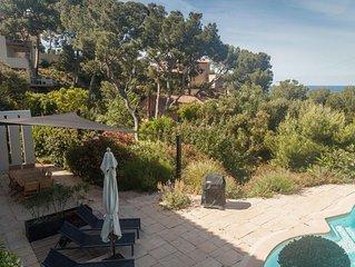 Appartement en Villa Ensues La redonne 4 à 6 personnes