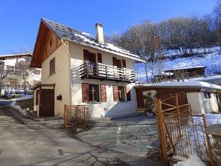 Maison de montagne (WIFI) - SERRE CHEVALIER 1350