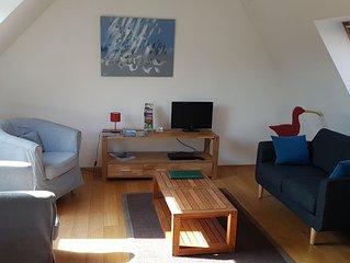 Wimereux, tres bel appartement duplex a 15 metres de la plage  pour 5 personnes
