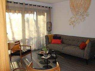 Appartement entièrement rénové à deux pas de la Place des Prêcheurs CV