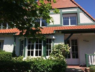 Loue Villa 3 chambres en parfait état au Touquet - 6 couchages