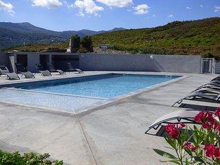 Appartement T4 avec piscine dans résidence de standing / 6 personnes
