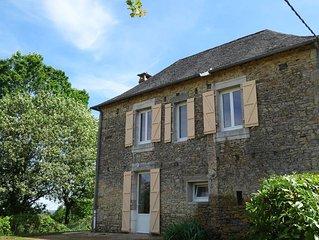 Maison en pierre rénovée - Périgord Noir
