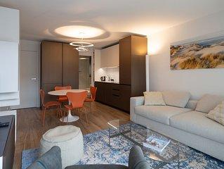 La Goelane, un studio-cabine haut de gamme en plein coeur du Touquet