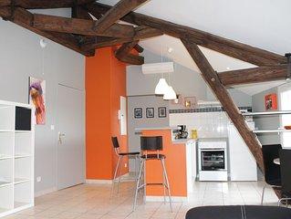 Appartement T3 (2 chambres) au confort optimal