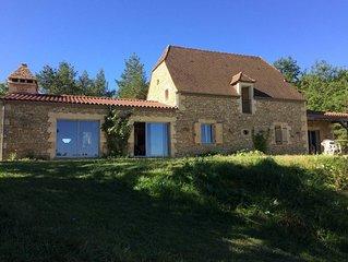 Loue maison Les Eyzies de Tayac  - Périgord Noir proche Sarlat  8 couchages