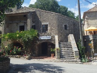 Chambres d'hôtes de charme à Goudargues (Gard)