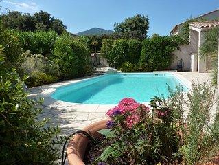 Villa avec piscine, entre Mer et Montagne, à 10 mn des plages d'Argelès