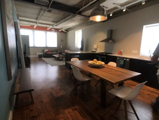 Loft-style living in the Heart of Downtown Greensboro