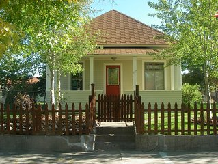 1930's Home on south side, short walk to downtown and Yellowstone River.