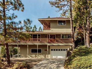 Lakeview Home outfitted for Family Fun - with a private boat slip!