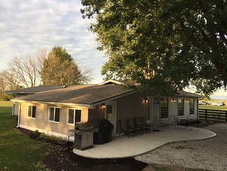 2,184 Sq. Ft. Home on half acre lot, borders Grand Park, sleeps 16+