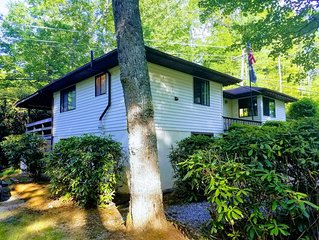 Wonderful Mountain Cottage in Linville Land Harbor