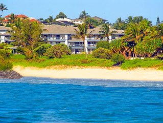 Gorgeous 3 bedroom for 6 ocean view villa!