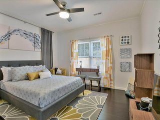 Upscale In-town Retreat