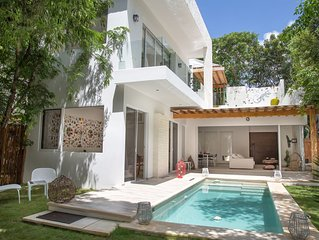 Yaakunah Tulum Home - C1 Luxury Villa with Private Pool