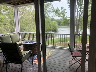 Old Hickory Lakefront property 25 minutes from Nashville