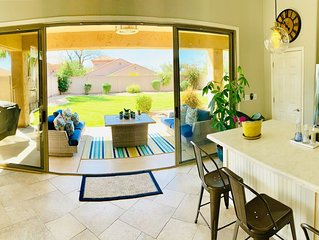 Prime location in highly sought after Scottsdale, AZ