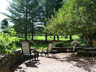 Sunny, Spacious, & Comfortable Retreat Near the Quechee Club