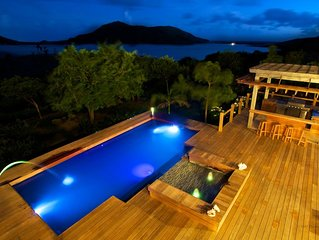 Beautifully landscaped private Caribbean heaven