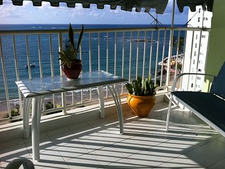 Spectacular View! Great Location! Stylish Beachfront Apartment