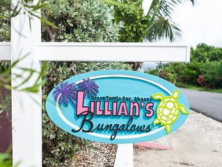 Lillian's Bungalows is under renovation!