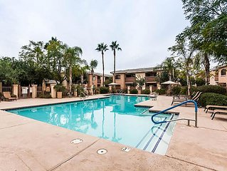 Phoenix Desert Oasis Getaway - 2-BR, 2 Bth - Desert Breeze Villas Condo AZ
