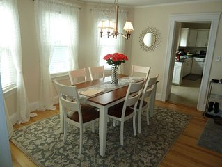 Portsmouth.  Beautiful 2 BR Condo. Great Location. Short Walk To Market Square.