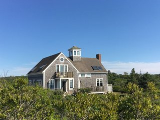 Waterfront with Fantastic Views of Island and Sound