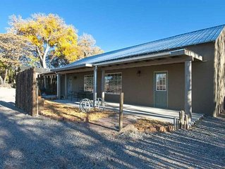 Casa Merlot * Casitas On The Vineyard in Nambe, Santa Fe County, NM