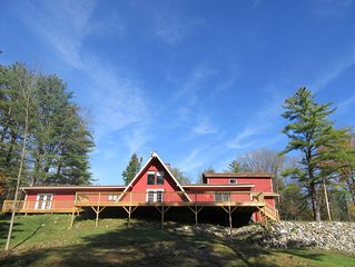 Granite Hill Lodge is your Oasis in the Woods