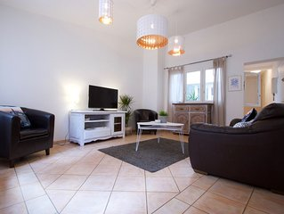 Le Verrerie A/C 2 Bedrooms Terrace
