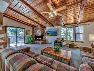 NEW LISTING! Tahoe gem! Spacious Lake Village condo close to beaches & ski area!
